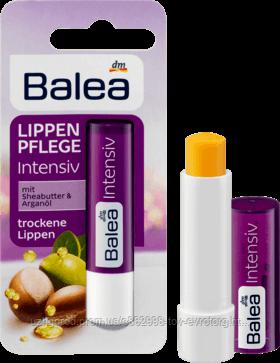 (Распродажа)Бальзам для губ Balea Lippenpflege Intensiv 4,8г.