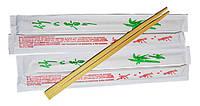 Палочки бамбуковые для еды 23см