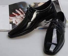 Мужские лакированные туфли – уход и хранение