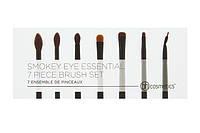 Набор кистей для смоки - макияжа Smokey Eye Essential – 7 Piece Brush Set BH Cosmetics Оригинал