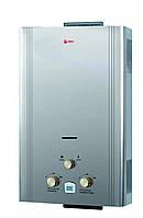 Газовая колонка Roda JSD20-A6 серебро — проточная