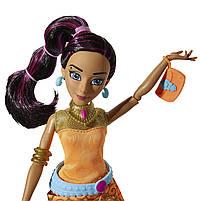 Кукла Наследники Дисней Джордан Бал Неоновых Огней / Disney Descendants Neon Lights Jordan of Auradon, фото 9