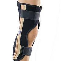Шина для коленного сустава иммобилизирующая под углом 0° детская Ligaflex Immo 0° Junior Thuasne
