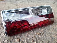 Задние фары на ВАЗ 2106 Хрусталь №2 с защитной светлой пленкой.