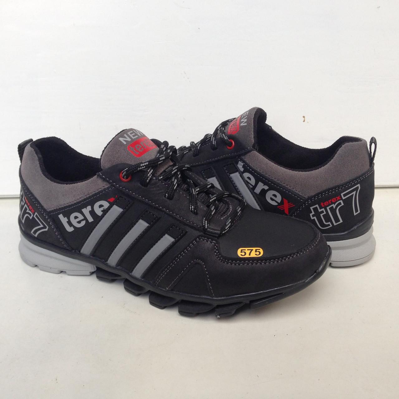 ab7217ef4 Кожаные кроссовки Terex подросток р. 37-39 - Мужская спортивная одежда в  Запорожье