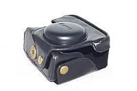 Защитный футляр - чехол для фотоаппаратов CANON G12 - черный