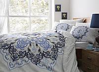 ТАС Полуторный комплект постельного белья Madelina mavi
