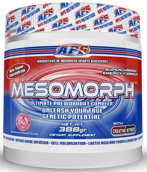 Предтрен  Mesomorph APS (USA)