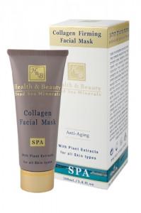 Коллагеновая укрепляющая маска Health & Beauty, 100 мл.арт: 843663
