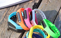 Часы браслет, спортивные часы на силиконовом ремешке LED2
