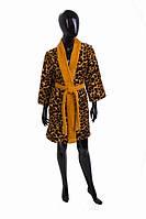 Халат кимоно женский из микрофибры soft show collection ss1206-1