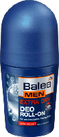 Balea Men дезодорант-антиперспирант роликовый мужской Extra dry 50 мл (Германия)