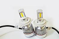 Светодиодные LED автомобильные лампы H4