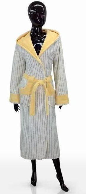 Модный женский халат L, M, XL, XXL, SOFT SHOW COLLECTION (СОФТ ШОУ КОЛЛЕКШН) SS1204-92