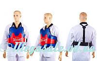Защита корпуса тренера (жилет тренера) 8025: M/L/XL