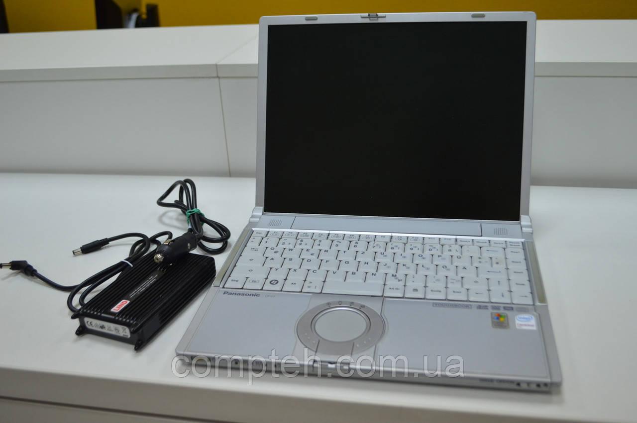 Ноутбук Panasonic Toughbook CF-Y7 + Автомобильное ЗУ
