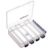 Коробка пластиковая двухсторонняя 20.6х17.0х4.2см Flagman