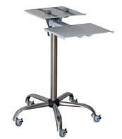 PT02 - высококачественная стойка под проектор з полкой для компютера