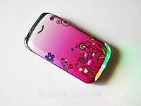 "Телефон NOKIA W888 Pink 2Sim + 2.4"" + BT+ FM - раскладушка, фото 1"