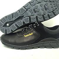 Мужские кожаные кроссовки Timberland / р.46-50