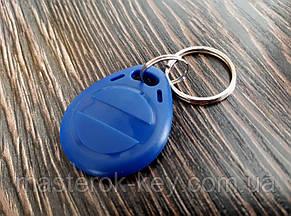 Заготовка ключа для домофона RFID 5577 NEW перезаписываемая