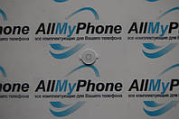 Пластик кнопки меню для мобильного телефона Apple iPhone 4  белый