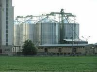 Услуги в строительстве зернохранилище
