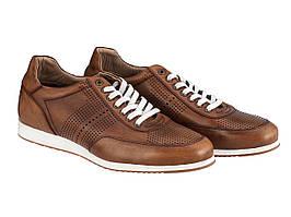 Кроссовки Etor 8607-4520-1 коричневые