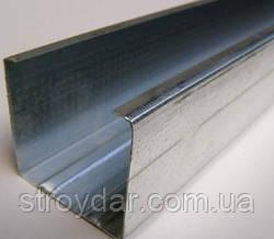 Профиль CW 100 4м, (0,4 мм)