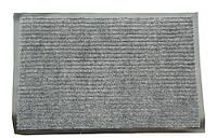 Грязезащитный коврик Дабл Стрипт, 120*180 серый