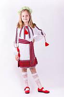 Нежное красивое платье вышиванка на девочку. пояс отдельно