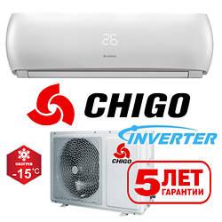 Кондиционер Chigo CS-25V3A-V156 Lotus Inverter