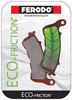 Комплект тормозных колодок Ferodo ECO FRICTION FDB2119EF, фото 1