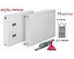 Solaris - стальные панельные радиаторы отопления (турция)