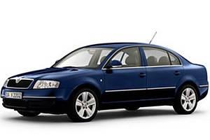 Автомобильные стекла для SKODA SUPERB 2002