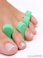 Разделители для пальцев ног