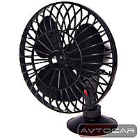 Вентилятор CoolFan ✓ диаметр лопасти Ø 13см. ✓ работает от: ⚡ 12В