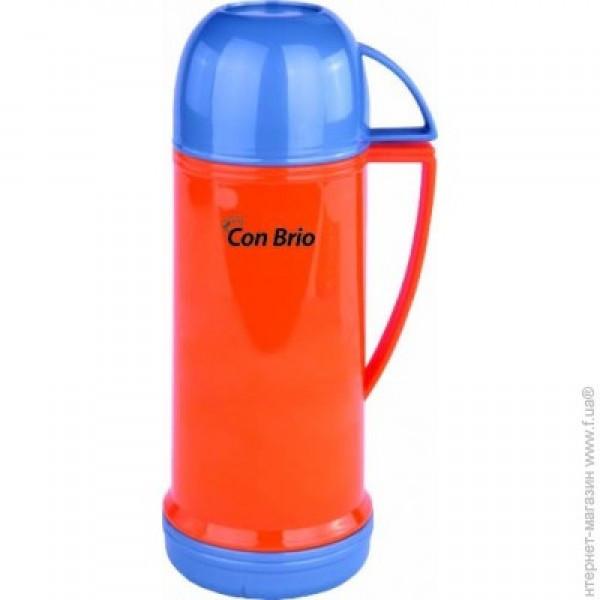 Термос Con Brio 0,45 л, детский СВ-350orange