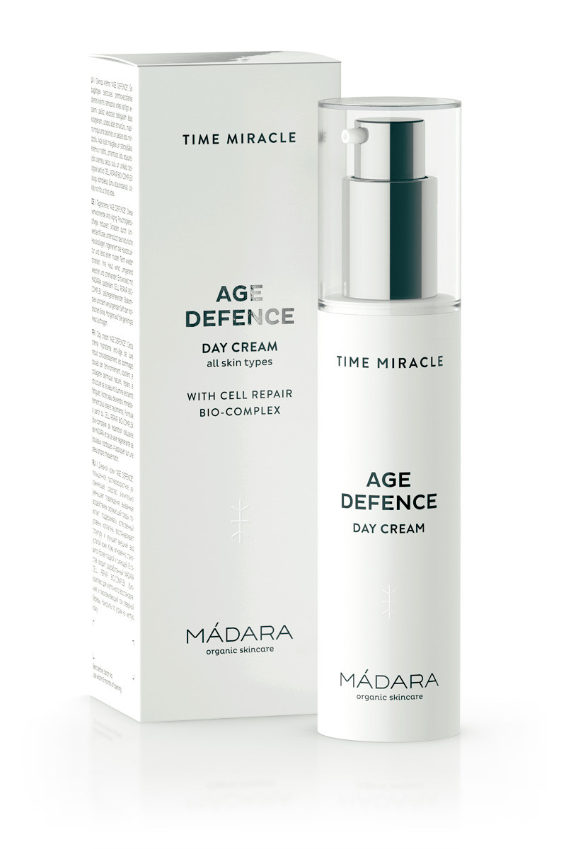 """Дневной крем для лица """"AGE DEFENCE"""" Mádara"""