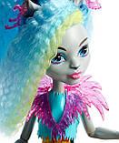 Лялька Monster High Сільві Тимбервульф, фото 3