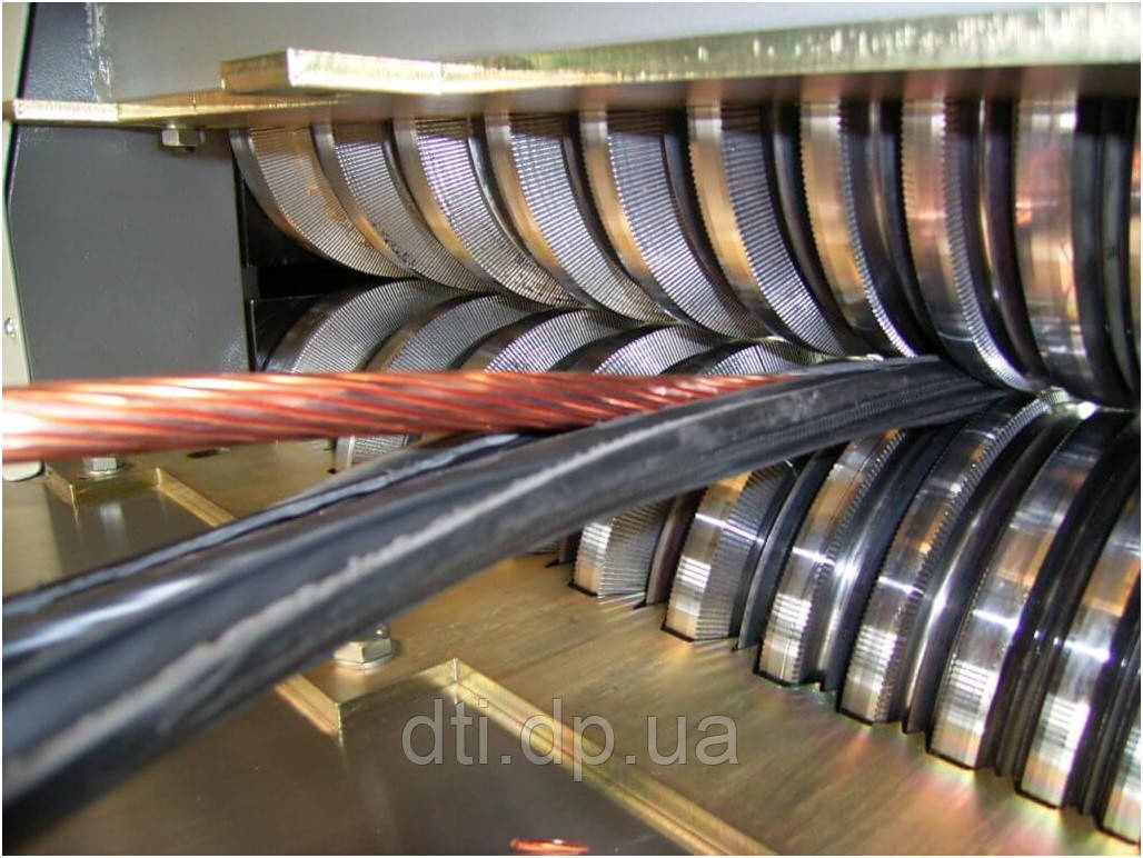 Стриппер,станок для разделки кабелей