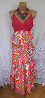 Яркий новый сарафан платье SOON хлопок XL 52-54 В118N