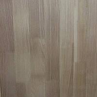 Мебельный щит ясень срощенный сорт А/В 38*600*2500/3000 мм
