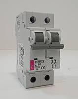 Автоматический выключатель ЕТІМАТ  6  2Р С 50А