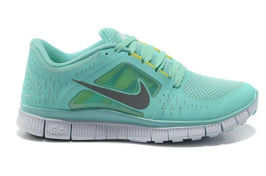 Женские кроссовки Nike Free Run 3.0 Mint
