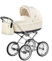 Детская классическая коляска 2 в 1 Marita prestige chrome S151 Roan