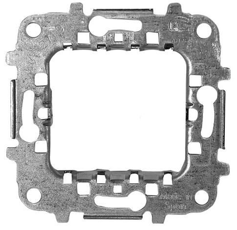 ABB Zenit Супорт механический без монтажных лапок (2-х модульный)