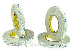 3M™ 9448А Двухсторонняя клеящая лента ( скотч ) 2мм х 50м, толщ. 0,14мм