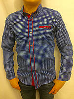 Рубашка для подростка с планкой, фото 1