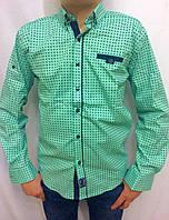 Рубашка для подростка с планкой